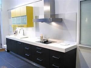 Corian Plan De Travail : plan de travail cuisine ~ Mglfilm.com Idées de Décoration