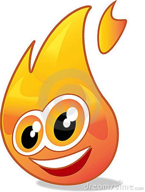 flame cartoon stock photography image