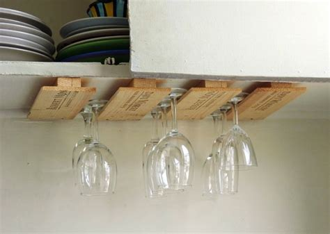 Cabinet Stemware Rack Diy by Wood How To Make A Wine Glass Rack Cabinet Pdf Plans