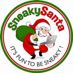 Sneaky Santa sneakysanta