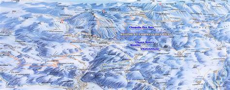 Carte Interactive Des Montagnes De by Interfrance Ski Doubs Station De Ski Mouthe Chapelle Des