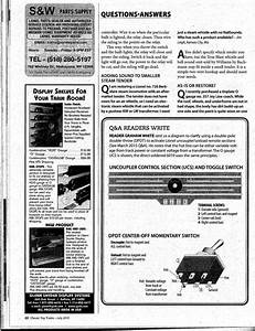 Lionel Ucs Track Section  U2013 Classic Toy Trains Magazine  U2013 Readingrat Net