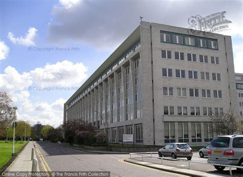 brentwood  ford office building  francis frith
