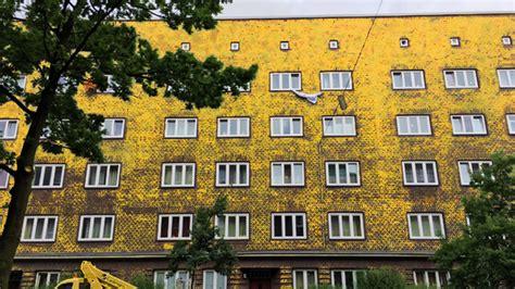 Haus Kaufen Hamburg Veddel by Hauswand Auf Der Veddel Wird Vergoldet Rtl Nord