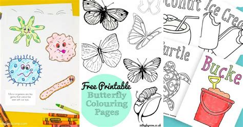 350+ Free Coloring Pages For Kids To Color When They're Bored
