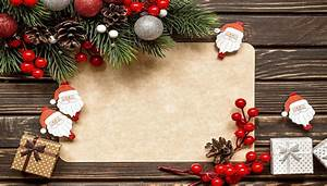 Christmas wooden background wallpaper