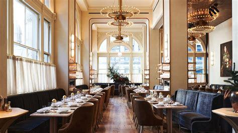 design  nycs  stylish  restaurant