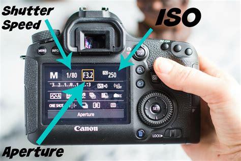 digital camera settings