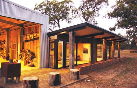the 220 ber shed australian design review architecture house design house shed homes