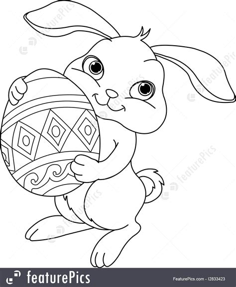 bunny head coloring pages  getcoloringscom