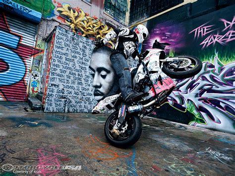 2011 Icon Motosports Fall Collection Photos