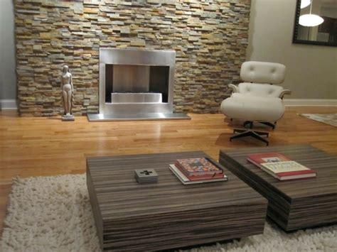 bilder wohnzimmer mit steinwand 1001 ideen f 252 r steinwand wohnzimmer zum inspirieren