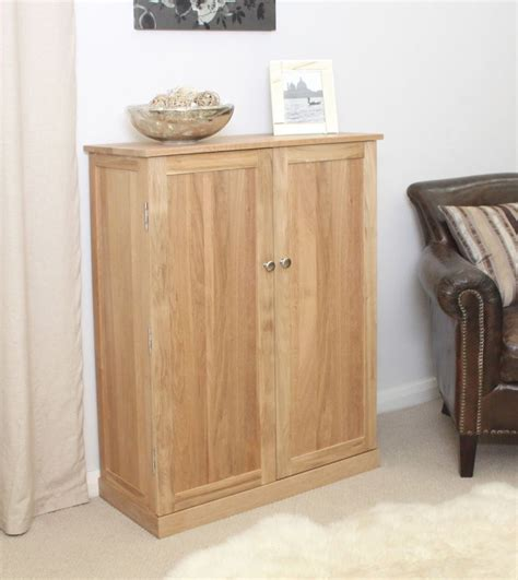 hallway organizer furniture conran solid oak furniture large hallway shoe storage cupboard rack ebay