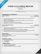 Sample Lpn Resume Template Template LVN Resume Template Lvn Resume Lvn Resume Sample Little Experience Lvn Resume Sample Lvn LVN Resume Template