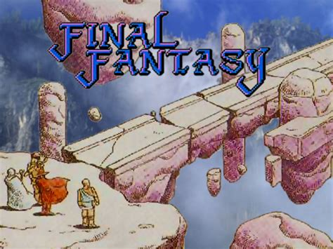 final fantasy nes desktop wallpapers