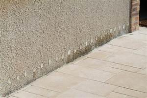 Humidité Mur Extérieur : traitement humidit mur ext rieur artisan peintre ~ Premium-room.com Idées de Décoration