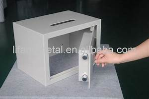 With a slot to drop documentsmoneydeposit safe box buy for Lock box with slot for documents