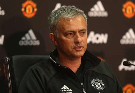 5 Takeaways From Jose Mourinho's First Press Conference As
