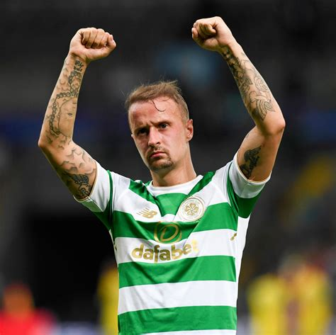 Leigh griffiths (born 20 august 1990) is a scottish professional footballer who plays as a striker for scottish premiership club celtic and the scotland national team. Celtic striker Leigh Griffiths pinpointed by PSG boss Unai Emery as the man who can stun his £ ...