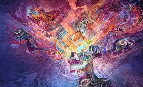10 Stunning Works Of Art Inspired By Ayahuasca