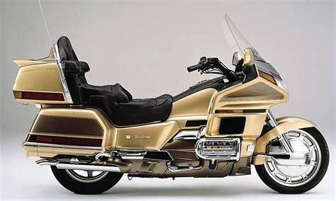 honda goldwing 1500 honda gl1500 gold wing 1998 2000 buyer s guide