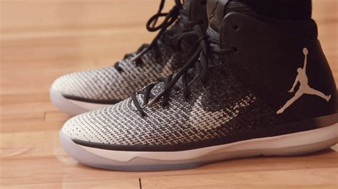 Air Jordan 31 Xxxi Fine Print Review And Thoughts Youtube