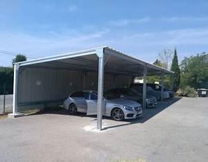 Hangar Metallique En Kit D Occasion : abris de parkings tous les fournisseurs abri voiture abri vehicule abri parking solaire ~ Nature-et-papiers.com Idées de Décoration