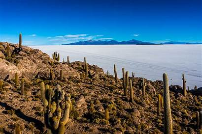 Incahuasi Island Isla Amazing Views Surrounding Salt