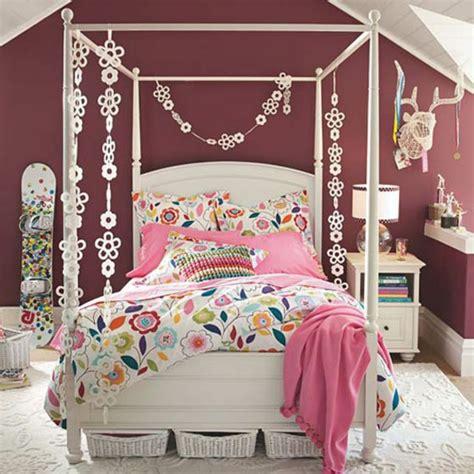 d馗oration de chambre ado six décorations chambre ado classique pour rêver