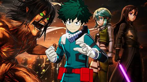 Anime Pictures Images Photos Anime In 2018 Attack On Titan My Academia