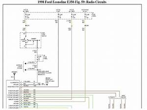 1996 Ford Econoline Radio Wiring Diagram