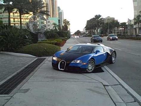Bugatti In Miami by Bugatti Veyron In Miami