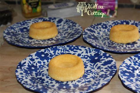 life  willow cottage limoncello dessert  la rachael ray