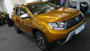 Dacia Duster Prestige 2018 : 2018 dacia duster prestige tce 125 exterior and interior auto z rich car show 2017 youtube ~ Medecine-chirurgie-esthetiques.com Avis de Voitures
