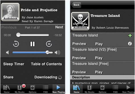 audio books iphone free audiobooks for iphone ipod