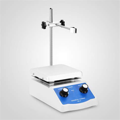 sh 2 magnetic stirrer plate dual controls heating stirring holder laboratory 278716871676 ebay