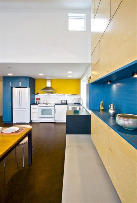 blue kitchens inspiration eatwell