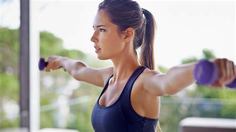Full-body dumbbell workout | The GoodLife Fitness Blog