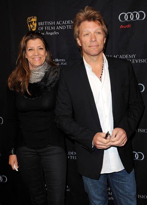 Jon Bon Jovi Dorothea Hurley Photos Bafta
