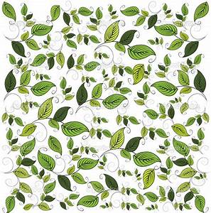 Best Photos of Flower Leaf Pattern