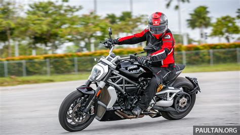 Review Ducati by Review 2017 Ducati Xdiavel S The Inside Rm161k