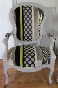 Fauteuil Voltaire Moderne : captivant int rieur art mural partir de fauteuil voltaire relook moderne ~ Teatrodelosmanantiales.com Idées de Décoration