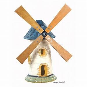 moulin de jardin ardoise decoration de jardin 56cm pas With lovely moulin en pierre pour jardin 5 decoration pour petit jardin