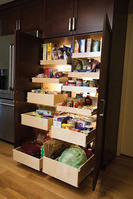Pantry Shelving Solutions by Best 50 Pantry Shelves Ideas On Kitchen