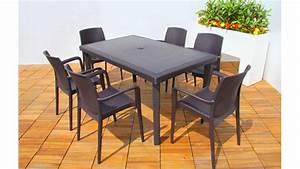 Table D Extérieur : salon de jardin 3 styles en vogue pour l 39 t blog d co gdegdesign ~ Teatrodelosmanantiales.com Idées de Décoration