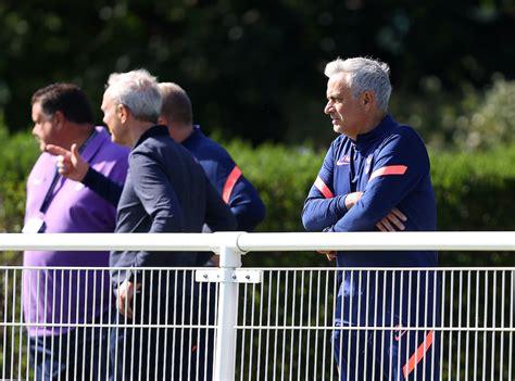 Tottenham boss Jose Mourinho wants reunion with Jesse Lingard