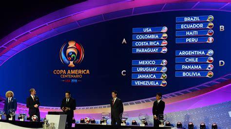 Pagesbusinessessports & recreationsports leagueresultados de la copa américa 2016. Copa America Euro 2016 schedules combined into one - World ...