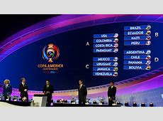 Copa America Euro 2016 schedules combined into one World