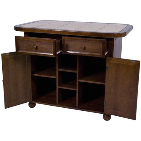 how to make a kitchen island with seating sunset trading 3 nutmeg small kitchen island set 9788