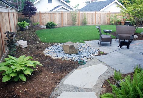 water features and ponds portland oregon landscaping
